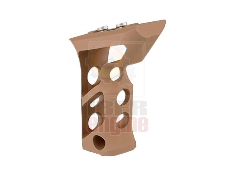METAL CNC Keymod System Long Angled Grip