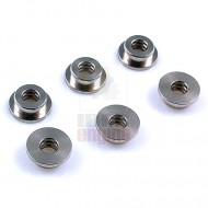MODIFY Stainless Bushing w/ Double Oil Tank (6 pcs)