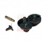 MODIFY Modular Gear Set-SMOOTH Marui Ver.2/3 (Speed 16.32:1)+Gear Key