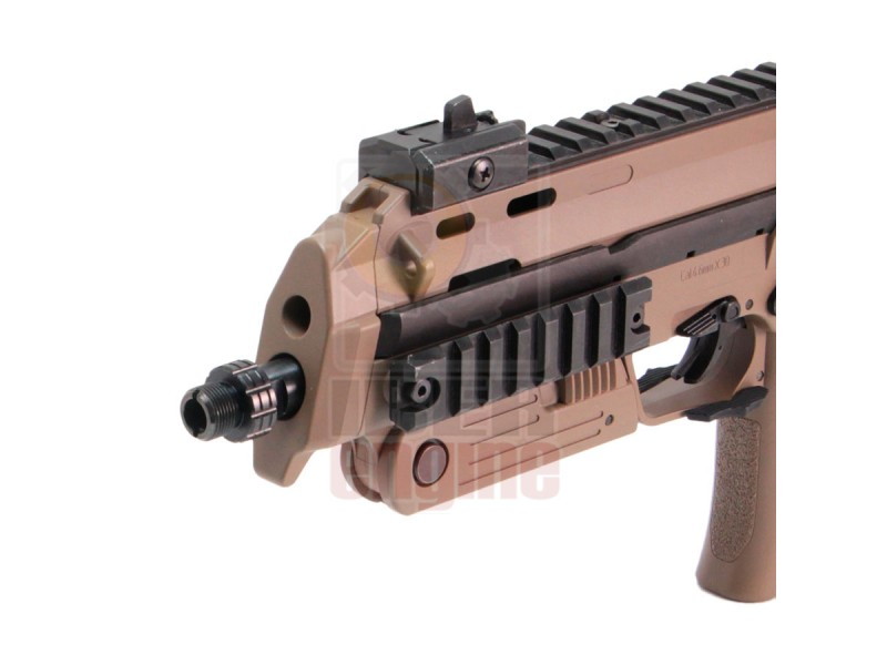 NINE BALL TM MP7A1 Silencer Attachment System NEO (14mm CCW)