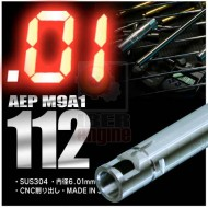 PDI 6.01mm Inner Barrel 112mm M9A1 AEP