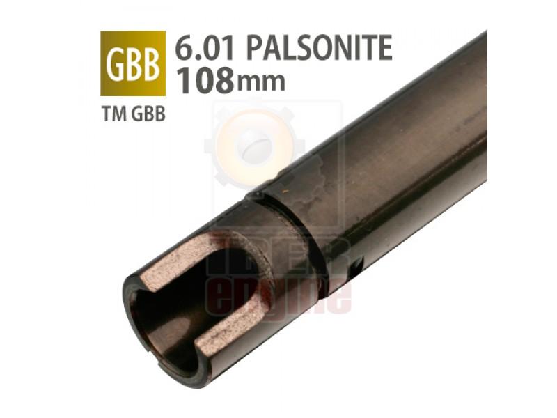 PDI 6.01mm Palsonite Inner Barrel 108mm M&P 9L PC Ported GBB