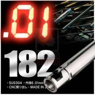 PDI 6.01mm Inner Barrel 182mm MP7A1 / Scorpion Mod M AEG