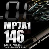 PDI 6.01mm Palsonite Inner Barrel 146mm MP7A1 GBB