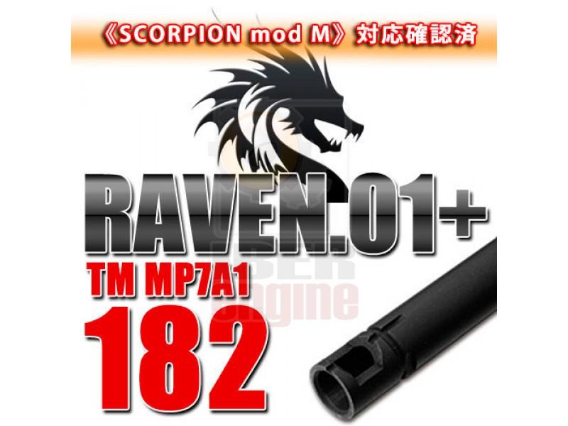 PDI 6.01mm Raven 01+ Inner Barrel 182mm MP7A1/Scorpion M AEG