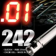 PDI 6.01mm Inner Barrel 242mm MP7A1 AEG