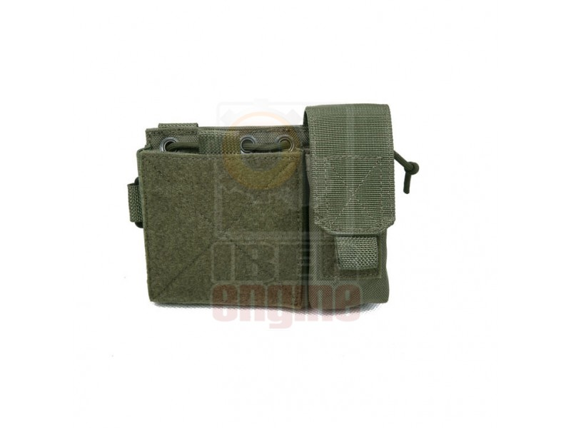 PANTAC PH-C843 Molle Small Administrative Pouch
