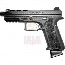 POSEIDON PPW-O2-P-BK Orion No.2-Performance Airsoft GBB Pistol