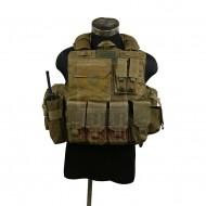 PANTAC VT-C200 Releaseable Molle Armor Maritime Version