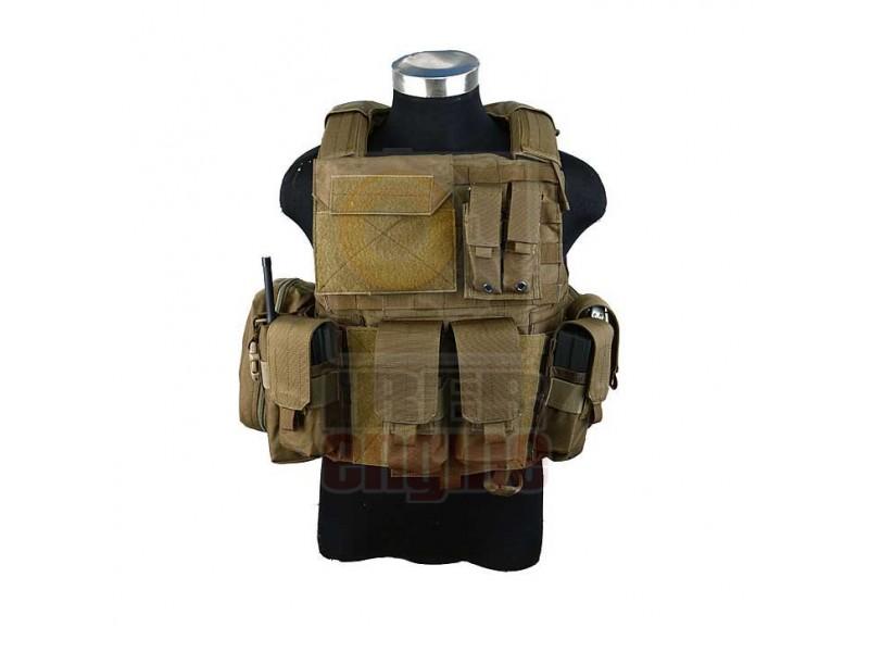 PANTAC VT-C500 Releaseable Molle Armor Land Version