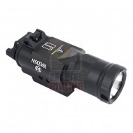 WADSN X300UH-B LED Pistol Flashlight (650 Lumens)