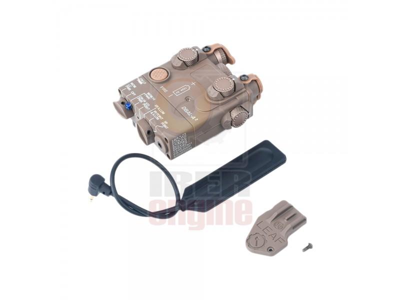 WADSN DBAL-A2 Aiming Device (Green Laser + IR Laser + Flashlight)