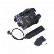 WADSN DBAL-A2 Aiming Device (Blue Laser + IR Laser + Flashlight)