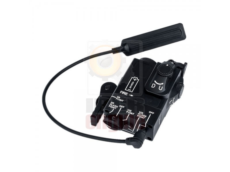 WADSN DBAL-Mini Aiming Device (Red Laser + IR Laser)