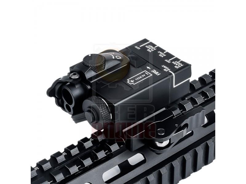 WADSN DBAL-Mini Aiming Device (Blue Laser + IR Laser)