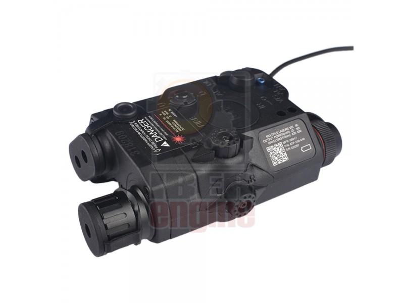 WADSN LA-5C UHP (Green Laser + IR + Flashlight)