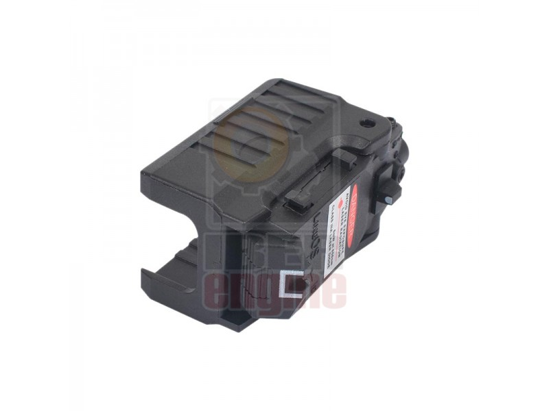 WADSN Tactical Compact Hight Glock Red Laser Sight